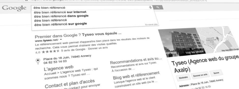 SEO - premier sur google