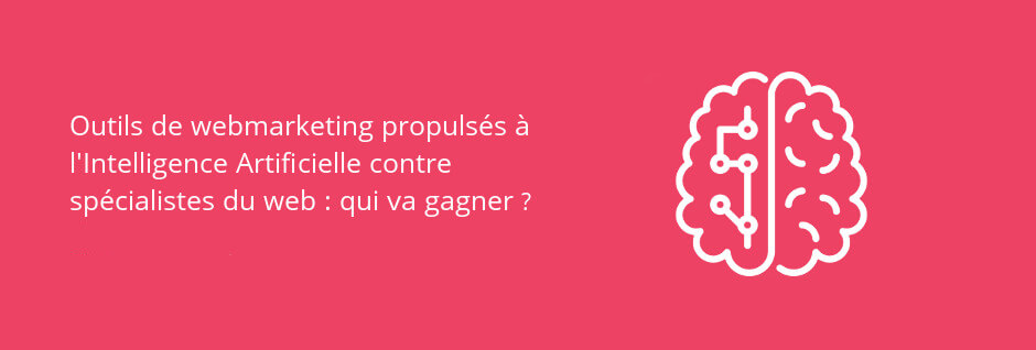 IA et webmarketing