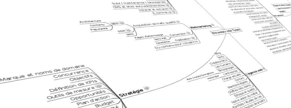 architecture SEO d'un site web
